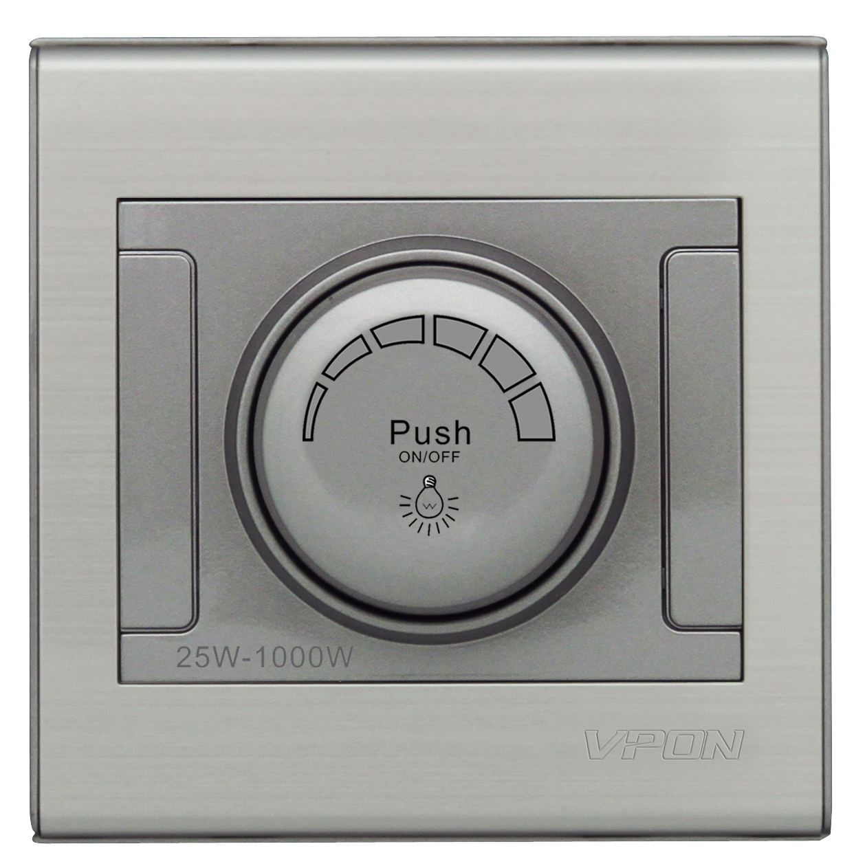 Light Dimmer(Push on/off)