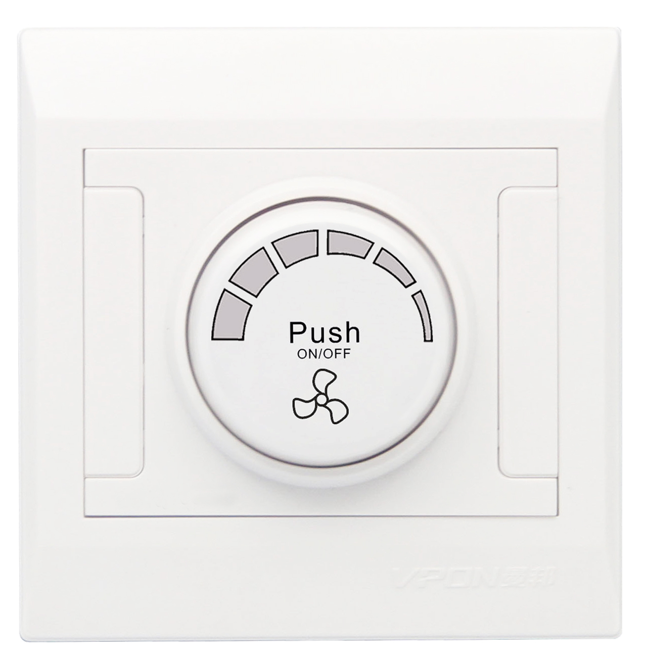 Fan Dimmer (Push on/off)