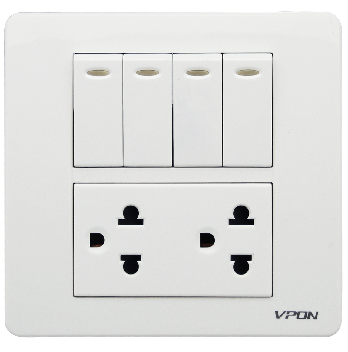 Grace Wall Switch and Socket