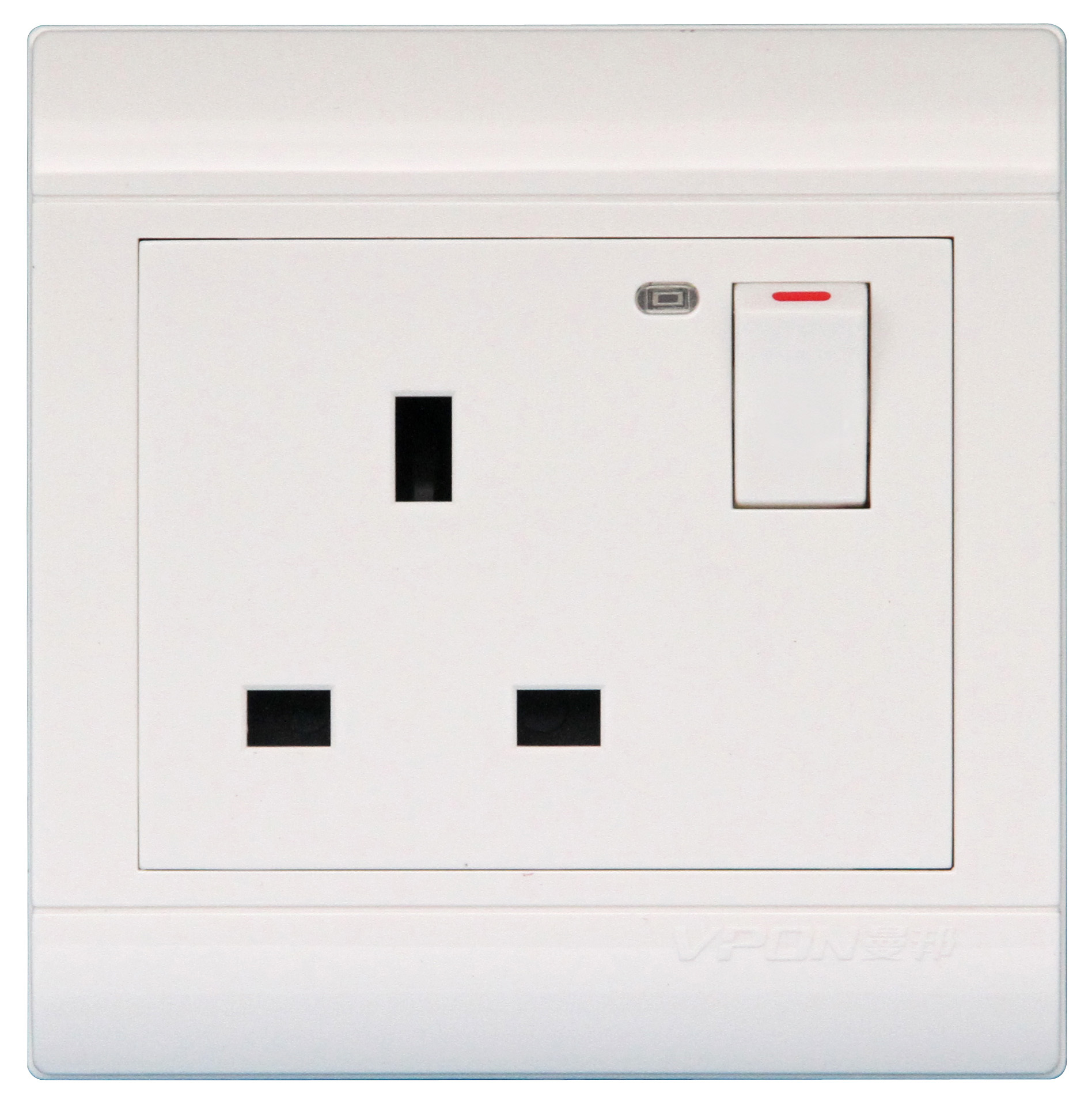 Nature series wall switch and wall socket