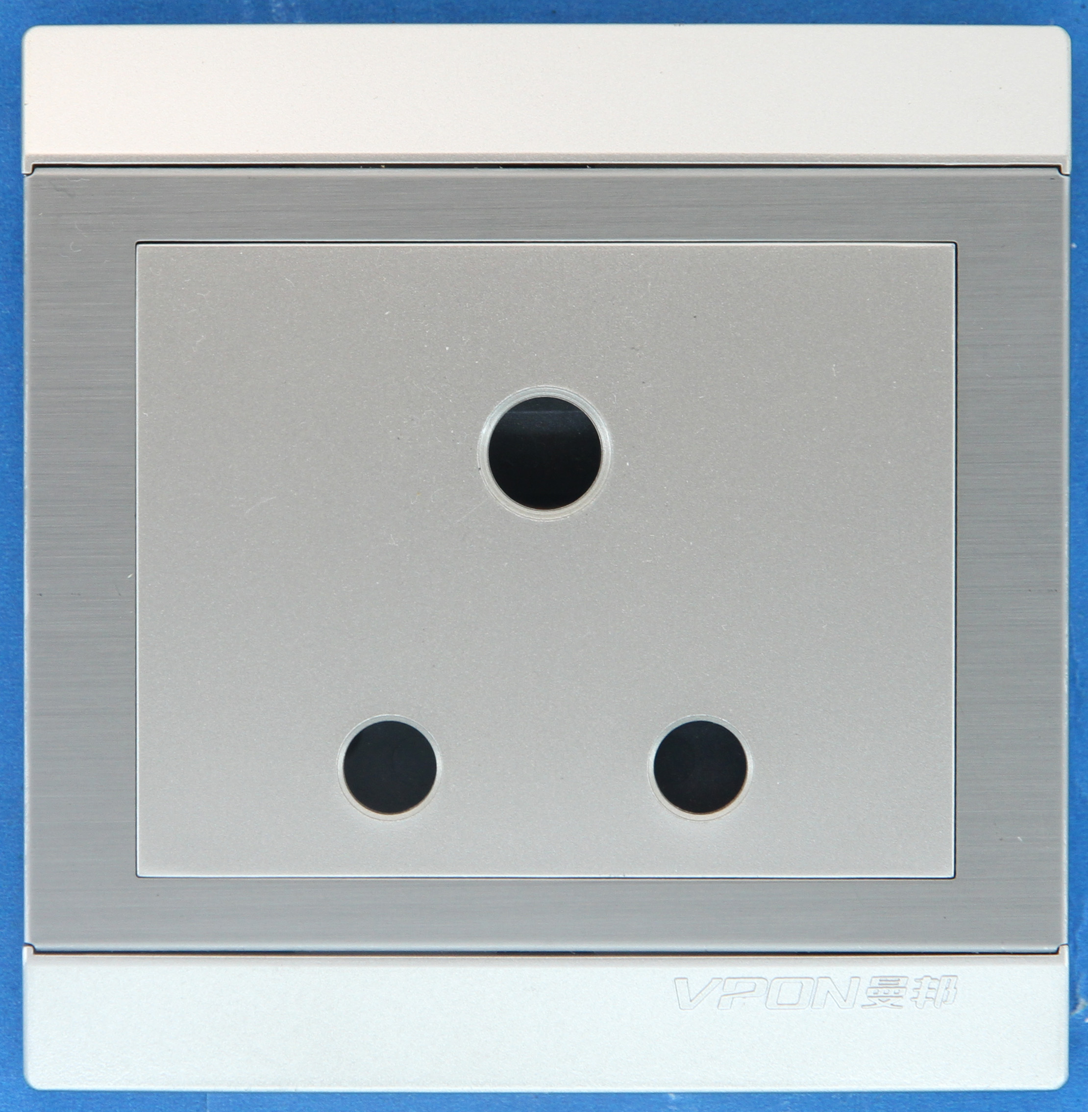 15A British Wall Socket