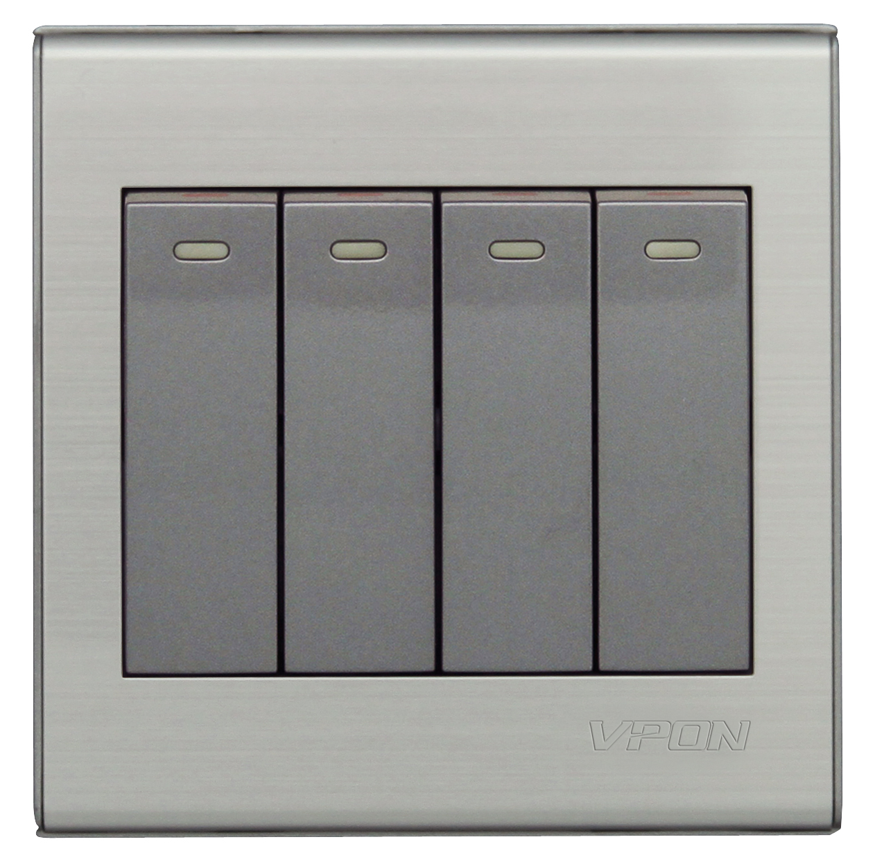 Elite series wall switch and wall socket