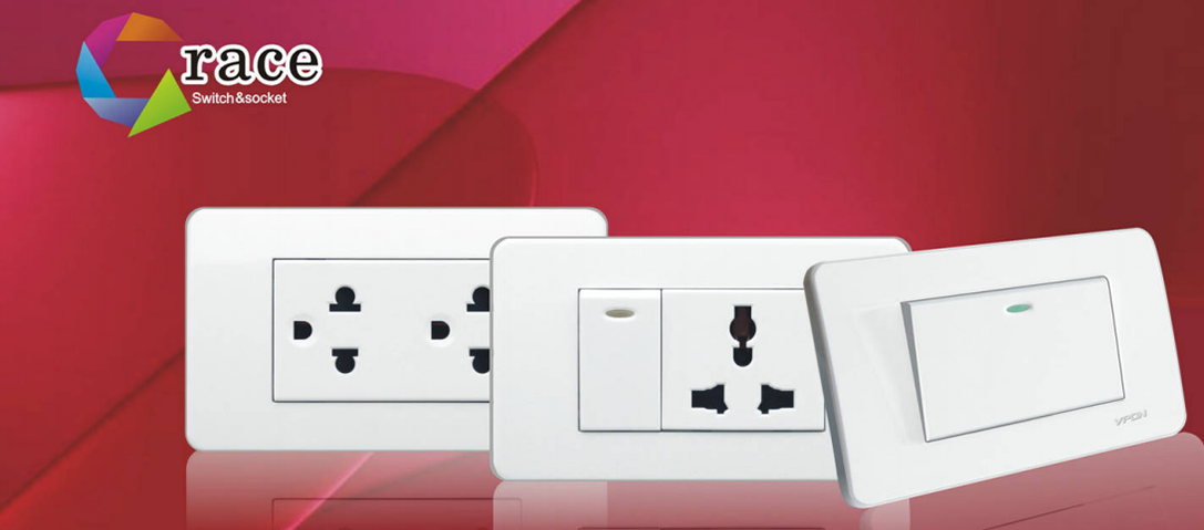 Grace series wall switch