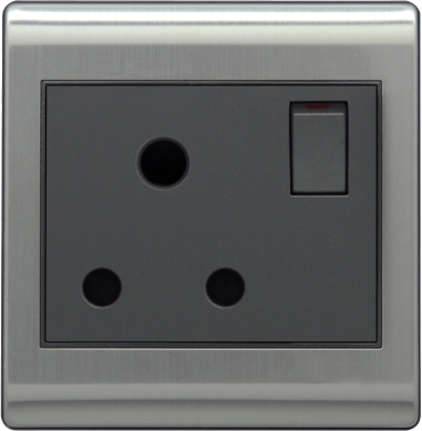 15A Wall switch socket