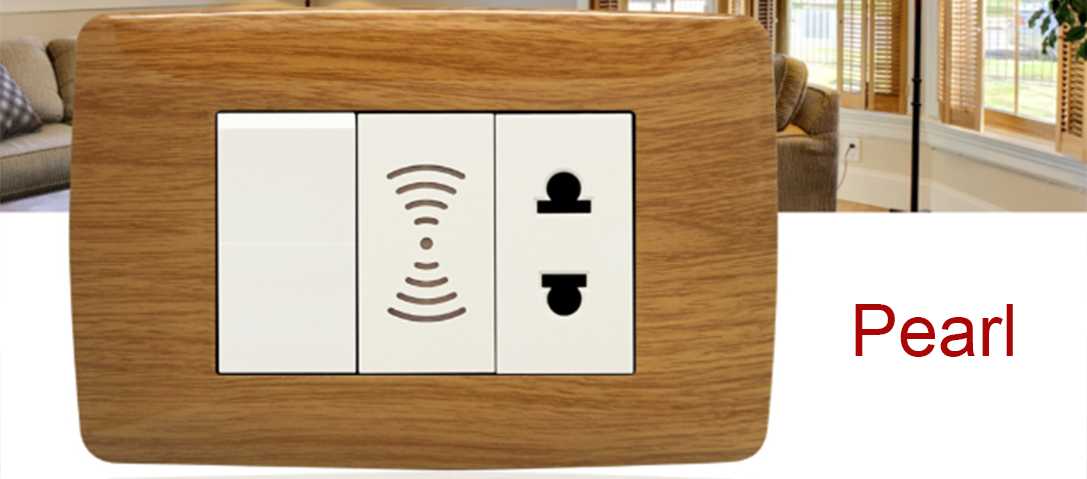 Pearl series wall switch