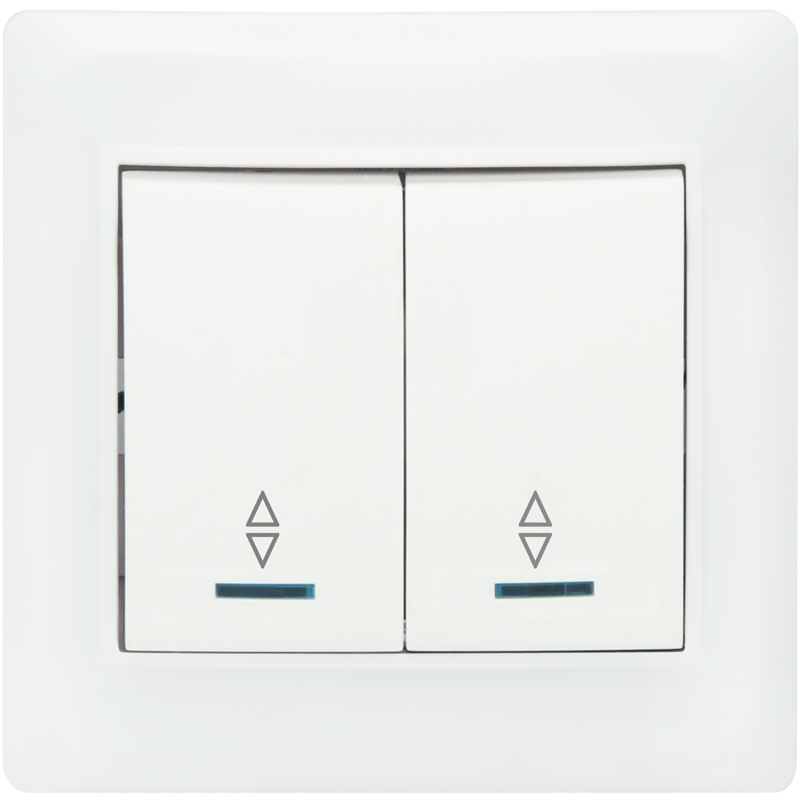 Luce Serise Wall switch and socket