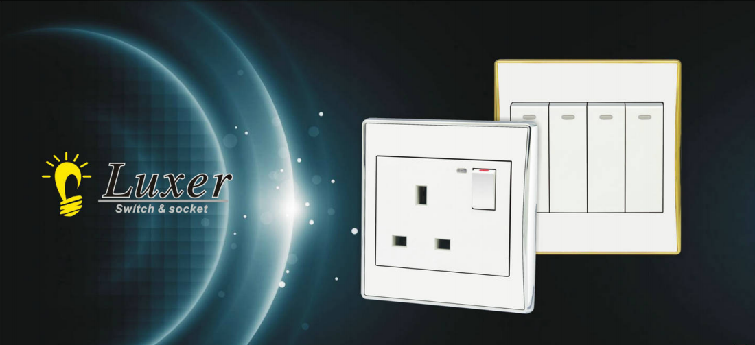 Luxer Series Wall Switch