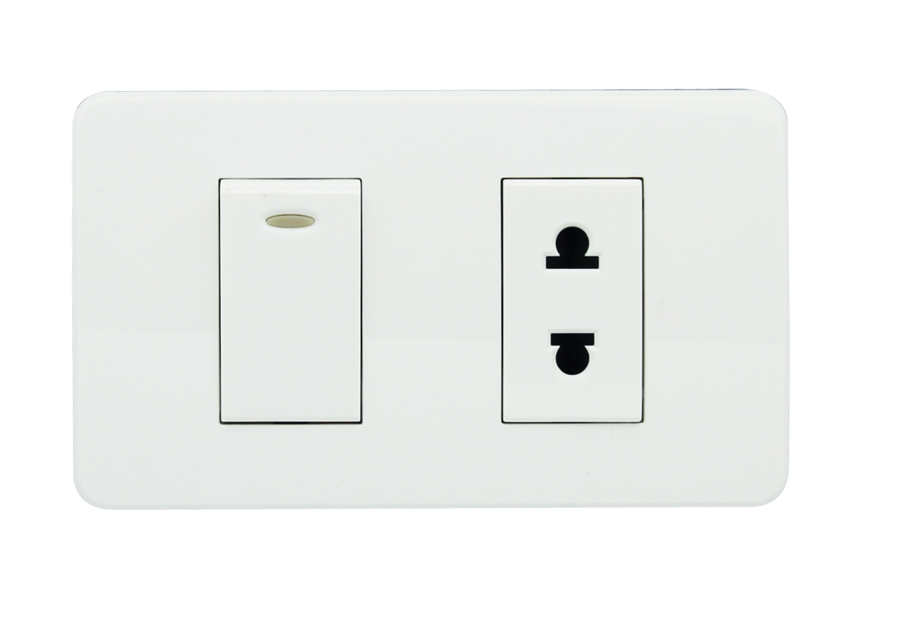 Grace Series - Wall Switch Wall Socket Lighting Switch Wall Switches for Wall Switches And Sockets  45hul