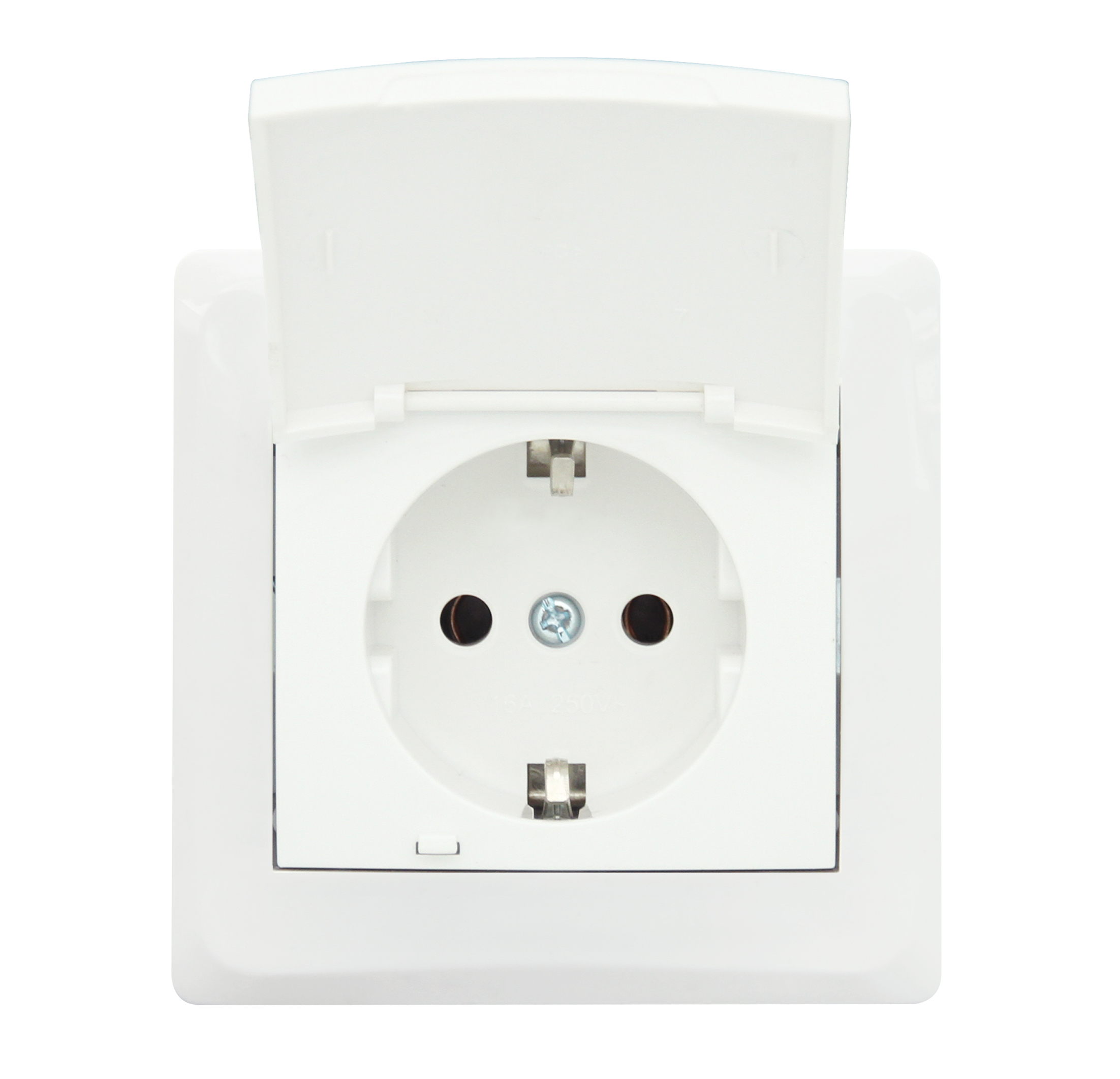Socket Outlet Without Earth-Cart