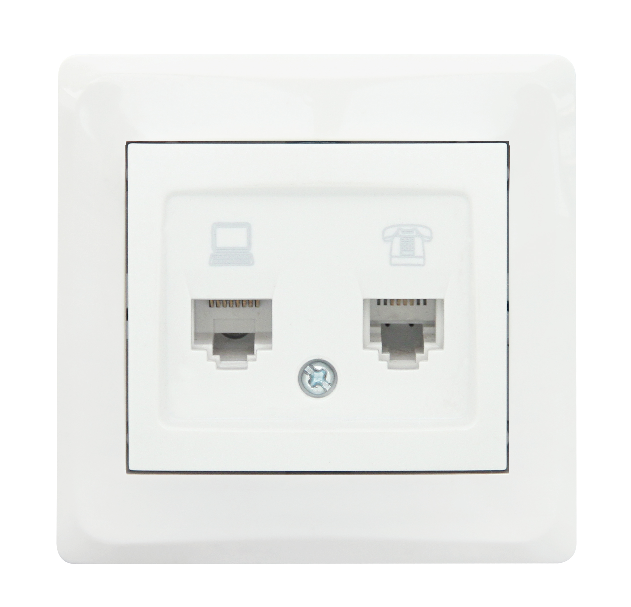 Data+ Numeris Telephone Socket Outlet