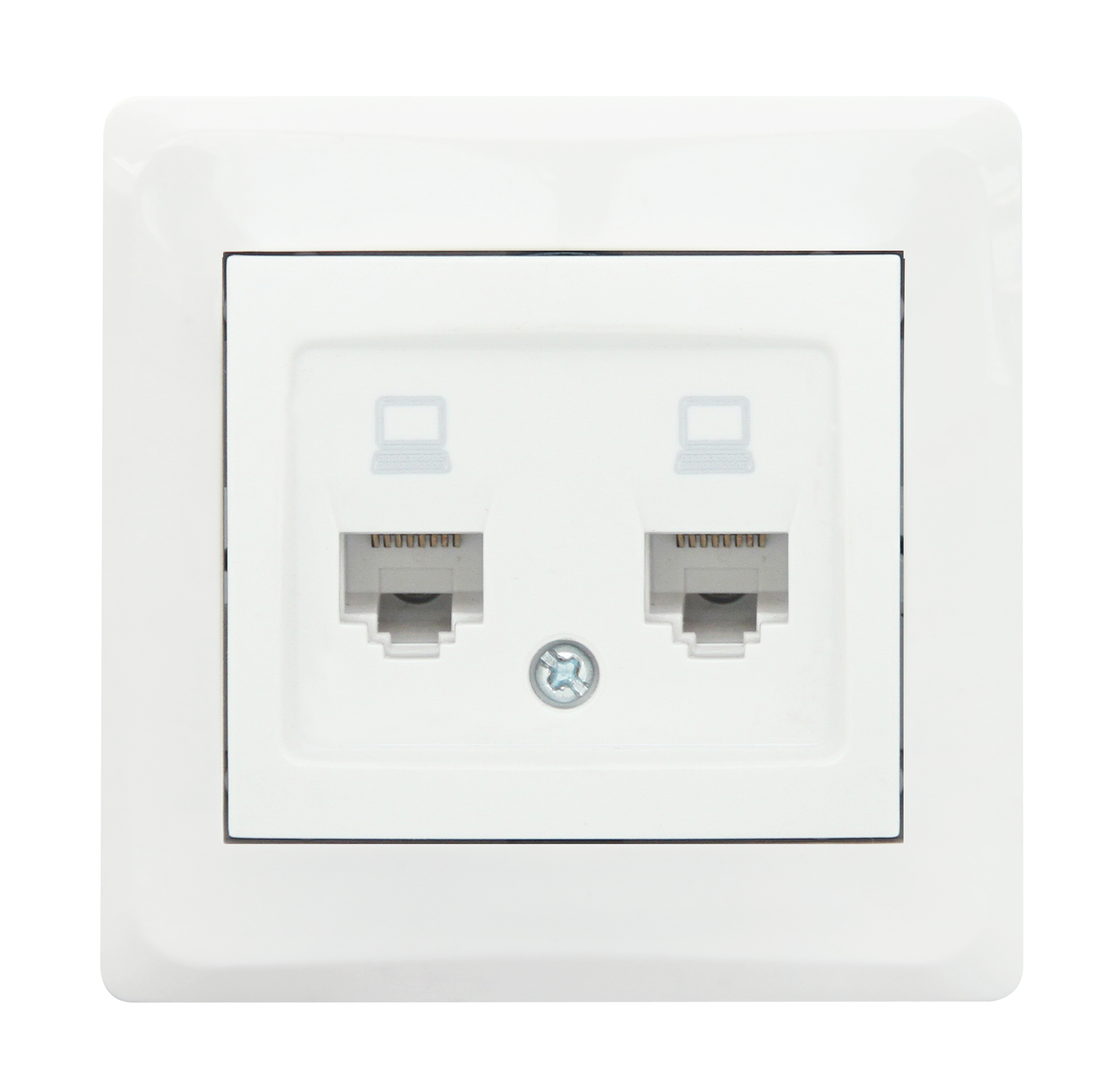 Data Socket Outlet -2 Gang