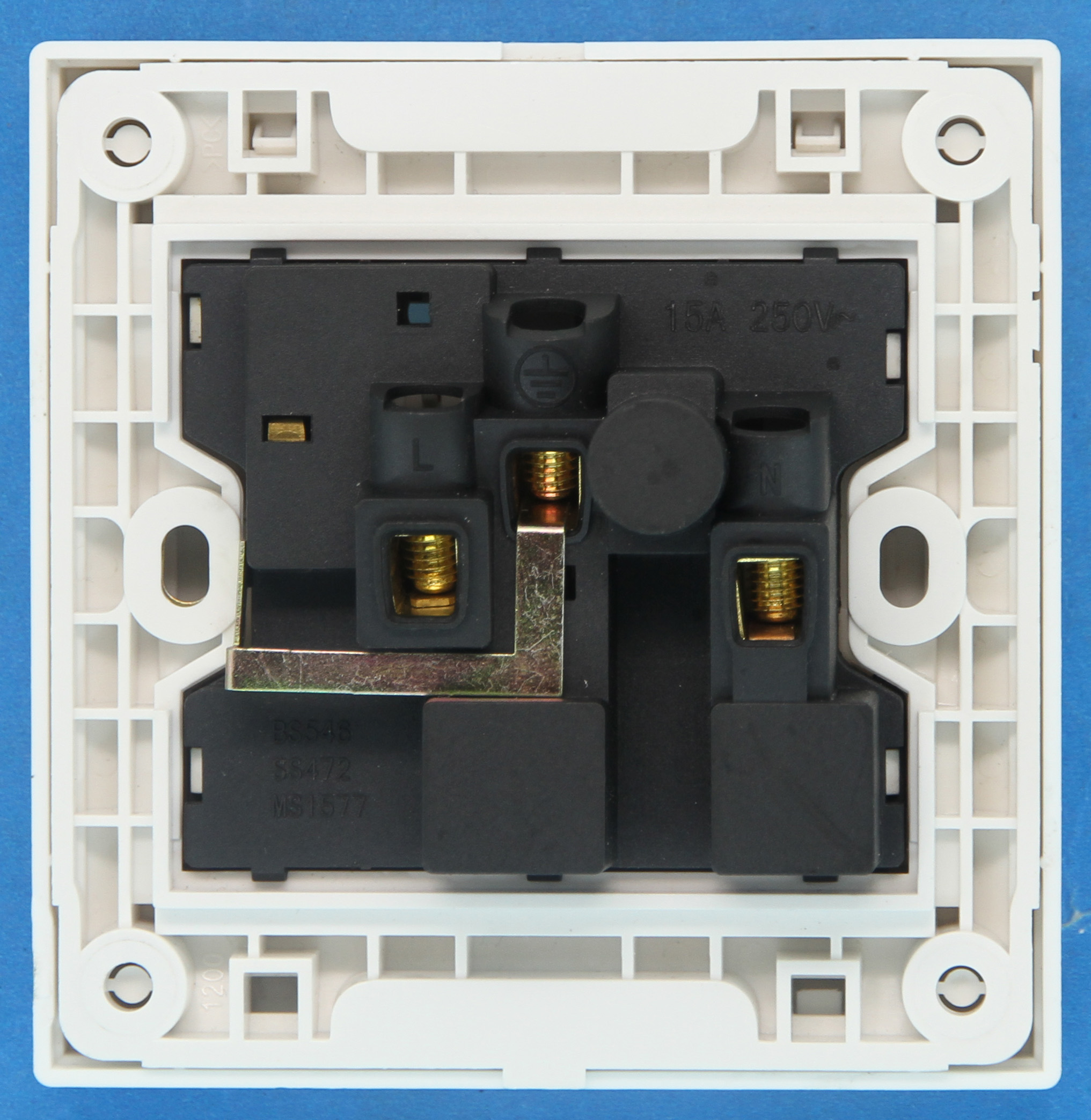 Nature-15A wall switch socket