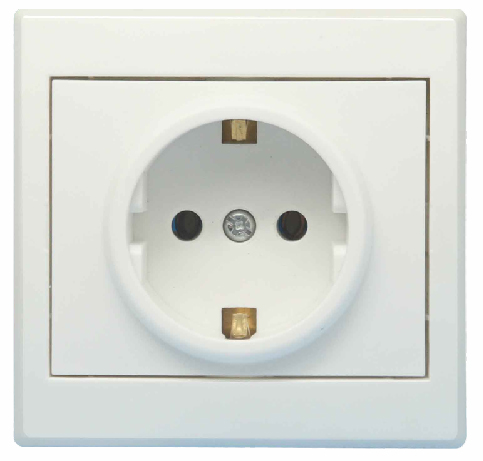 Socket Outlet Earthed