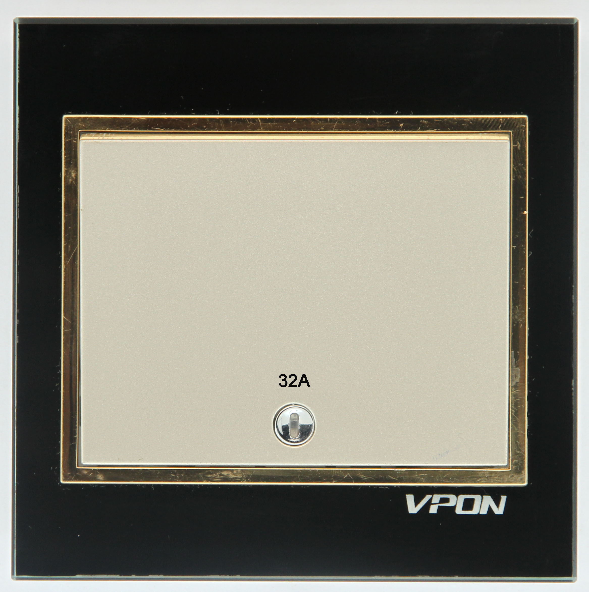 32A Double Pole wall Switch