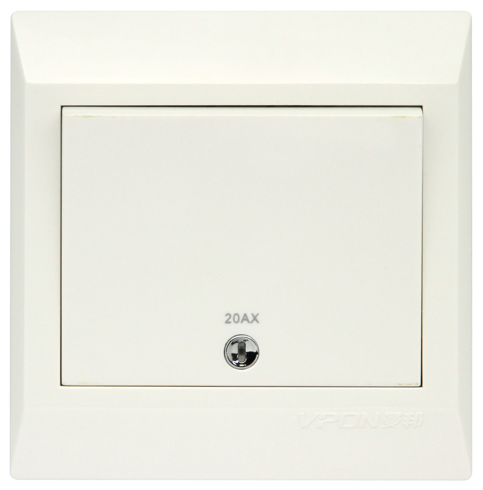 20A Double Pole wall Switch