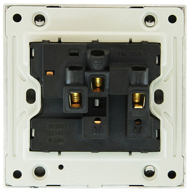 wall switch socket 13A