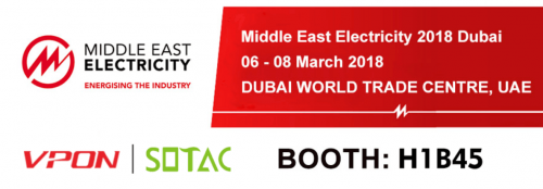 2018 Middle East Electricity Dubai