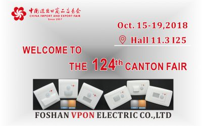 Oct.China Import and Export Fair (Canton Fair)2018